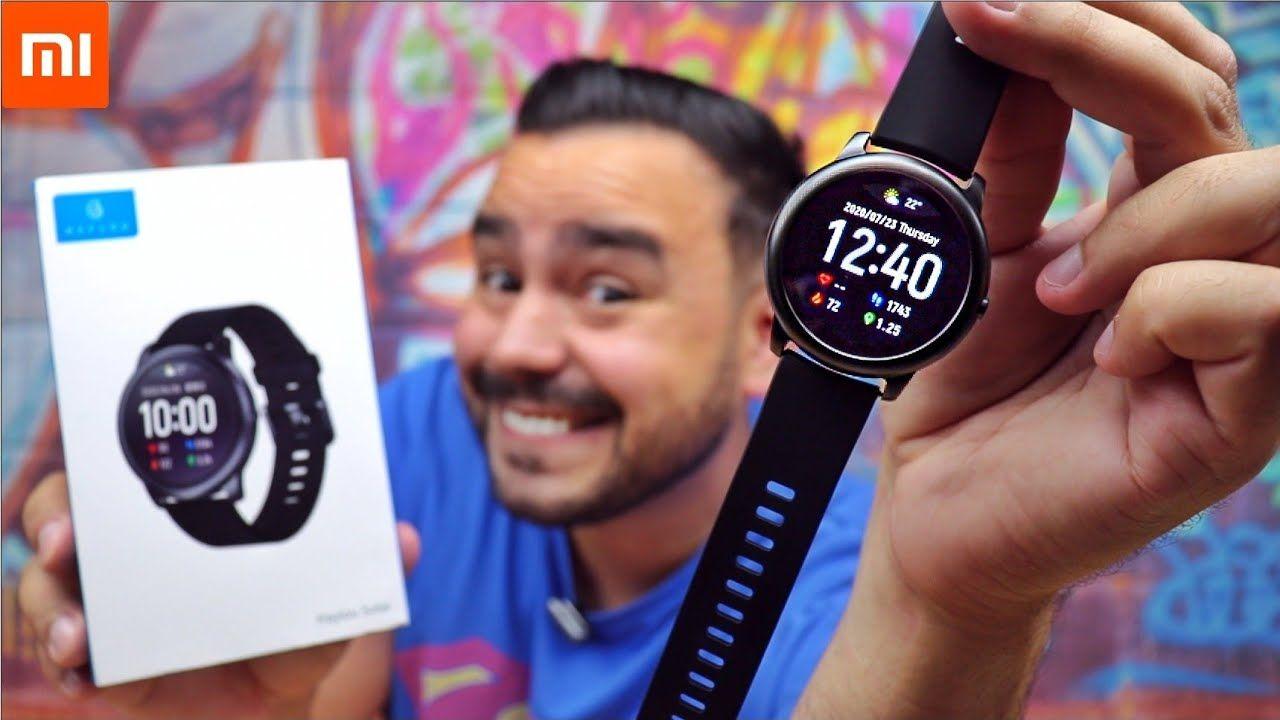 Xiaomi Eco System Haylou Solar Ls05 Smartwatch Por R 169 75 Parcelado Usem O Cupom Rm095onl3qbd Bi Em 2020 Relogio Inteligente Smart Watch Smartwatch