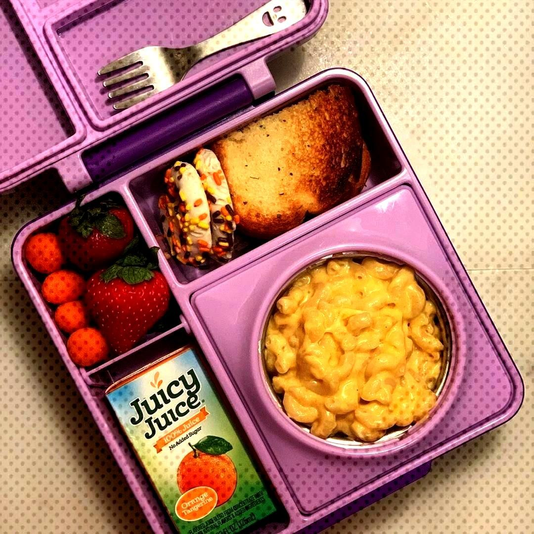 """Lunches on Instagram """"Do you want to hear a macaroni joke? Neve... , Valentina's Lunches on I"""
