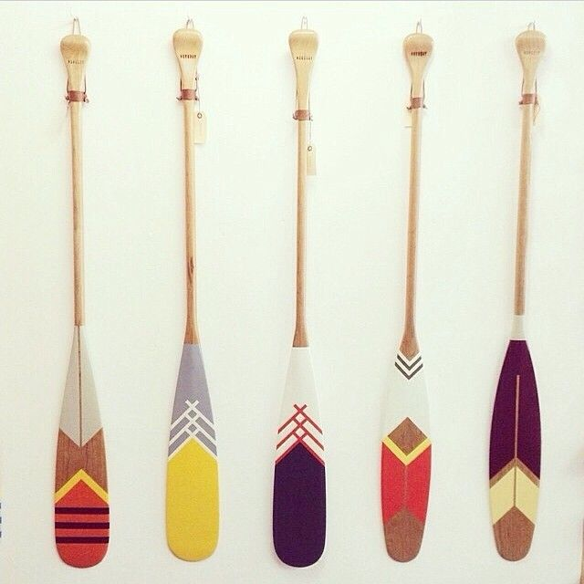 Our Full Line Of Handcrafted Artisan Canoe Paddles Are Up On The Site Norquayco Painted Paddle Canoepaddles