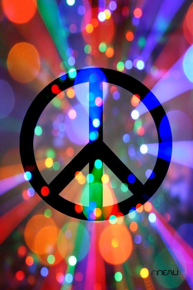 Paz Simbolo De Paz Paz Hippie Paz Y Amor