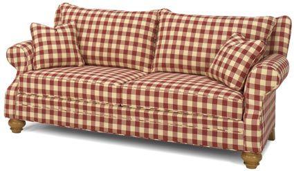 Crescent Ridge Sofa Johnston