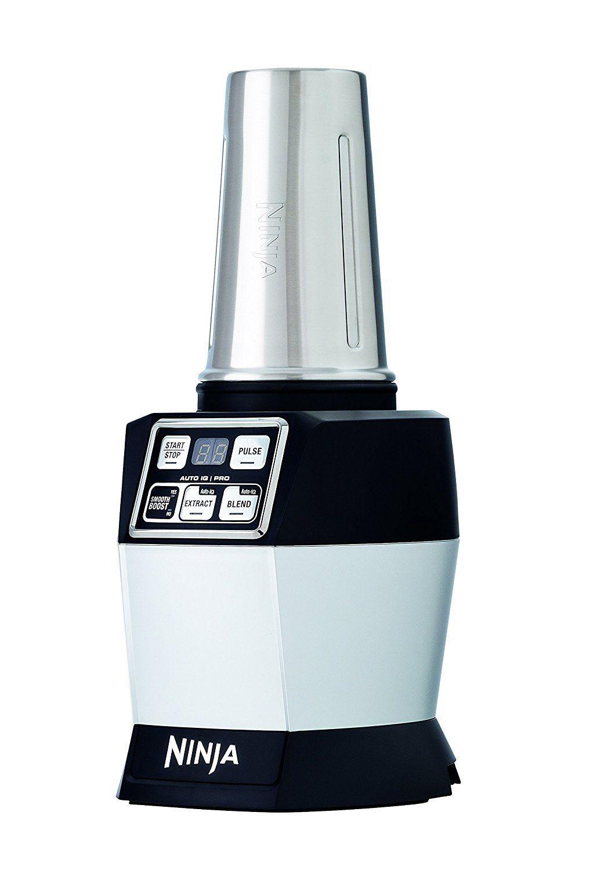 Nutri Ninja Bl487 1100 Watt Auto Iq Pro Nutrient Blender Specialty Appliances Ninja