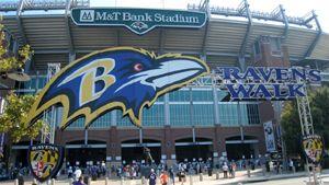 m bank stadium baltimore ravens stadium events sports complexes rh pinterest co uk  m&t bank stadium parking lot a