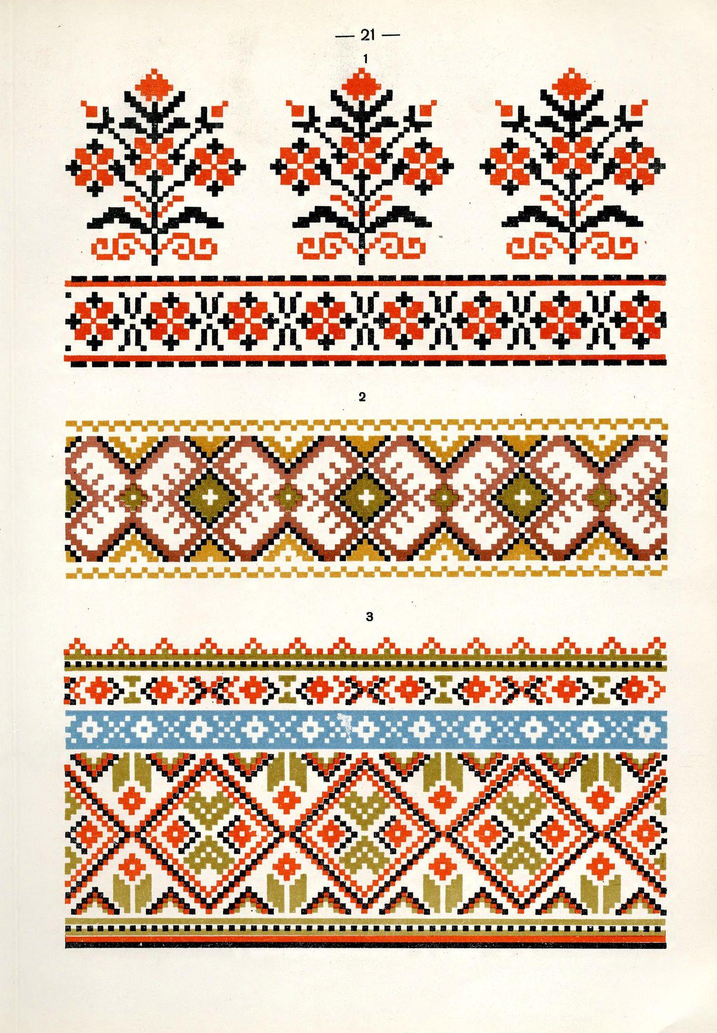 Белорусский народный орнамент картинки