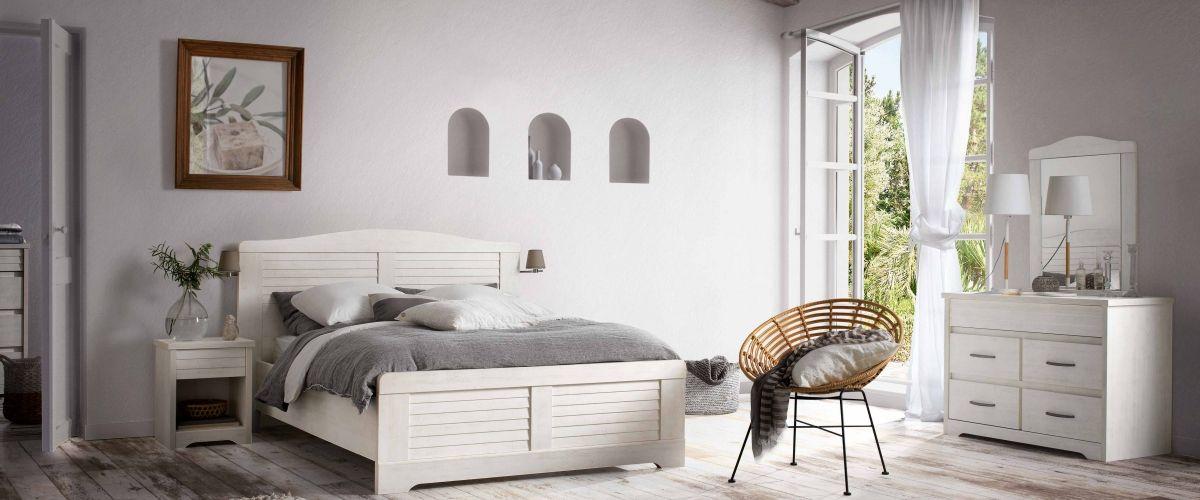 Chambre Campagne Chic Collection Olivia Celio Meuble Celio Decoration Maison Mobilier De Salon