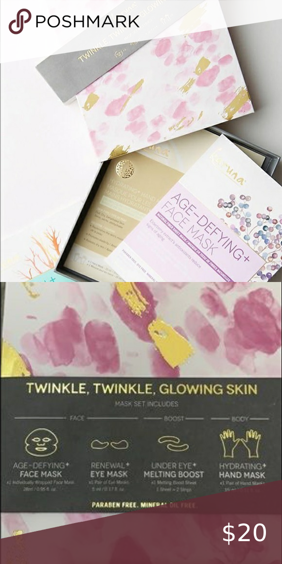 NEW! Karuna Twinkle Twinkle Glowing Set