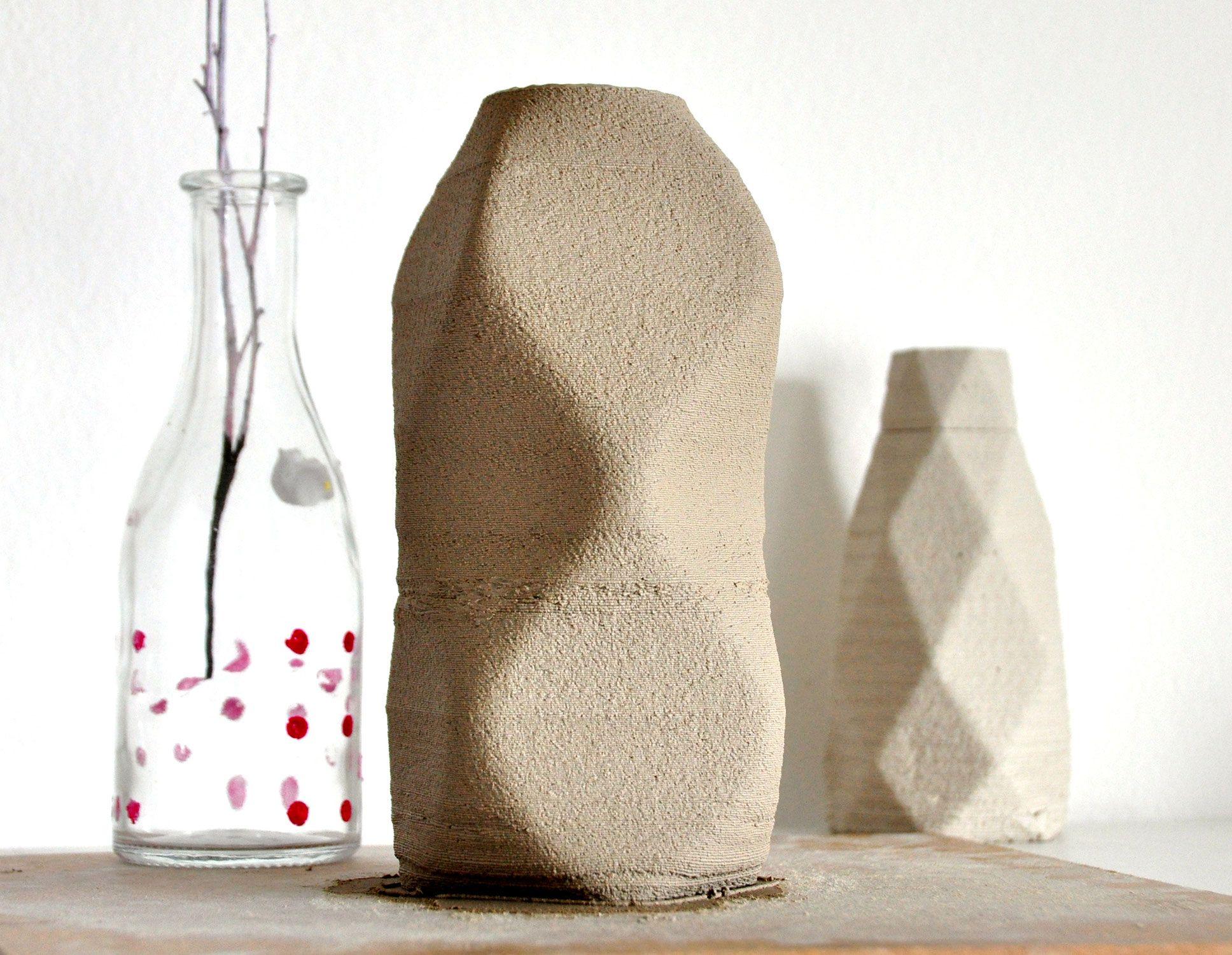 3d Printing Ceramic 3d Printer Ceramics Cnc Clay Porcelain