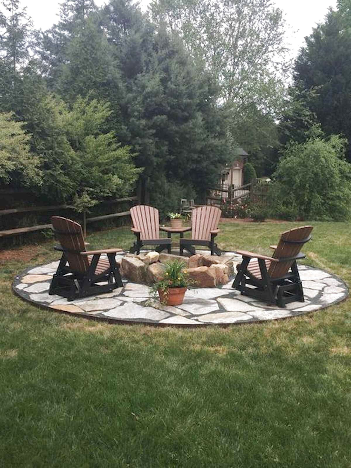 Photo of 47 Amazing Outdoor Fire Pit Design Ideas #OutdoorFirePit