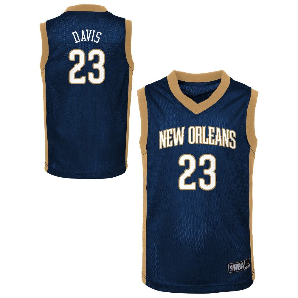 New Orleans Pelicans Toddler Player Jersey 2t Toddler Boy S