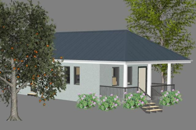 Do It Yourself Architecture With Home Design Software: Using Home Designer:  The Jackie Cottage