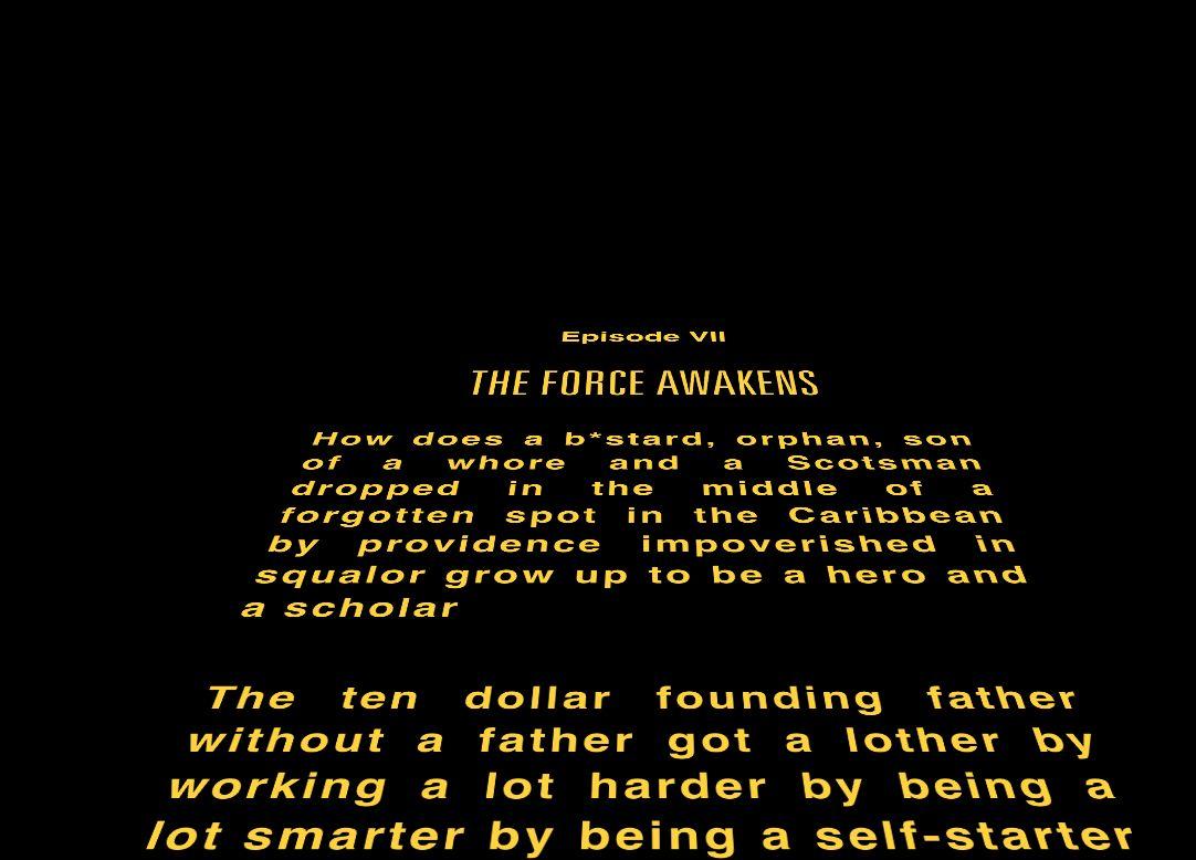 Star wars meets hamilton lyrics hamilton pinterest met star star wars meets hamilton lyrics stopboris Choice Image