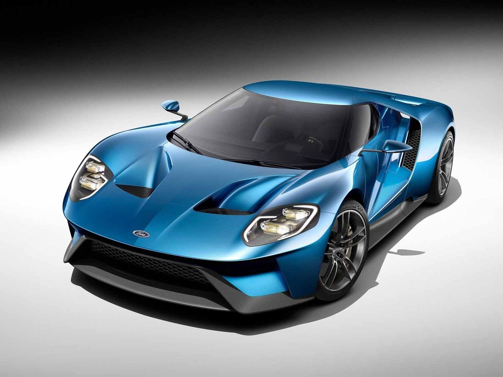 2016 ford gt sport blue wallpaper 2017 ford gt concept car beautiful - New Ford Gt 2017 Supercar