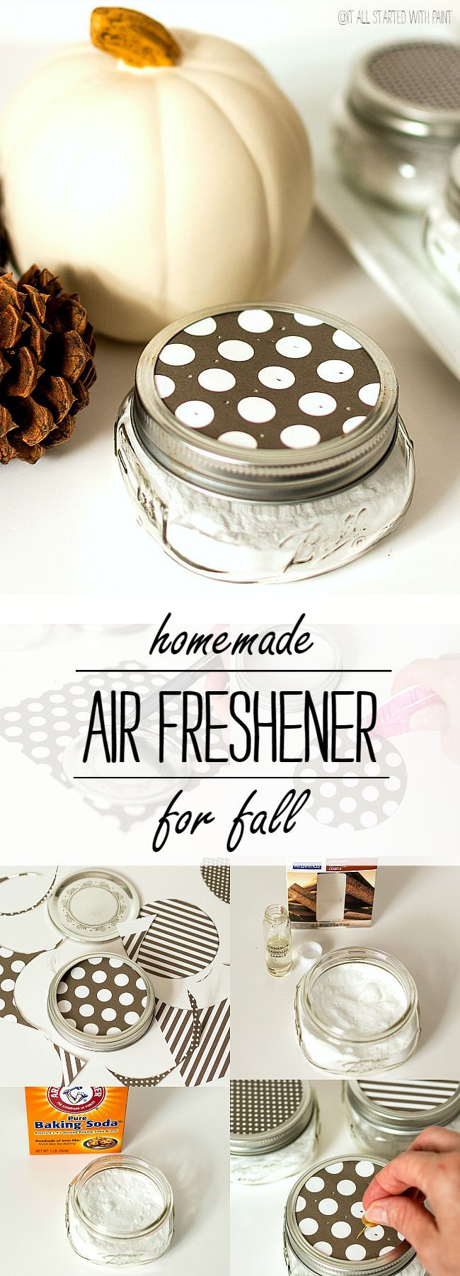 How to's : A Breath of Fresh Air - It All Started With Paint