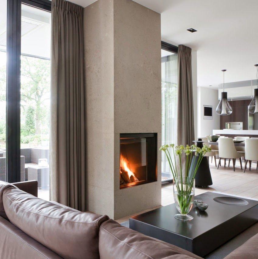 Interieur I Binnenkijken I Moderne Bungalow In Ermelo: INTERIEUR I BINNENKIJKEN I Remy Meijers Villa 't Gooi