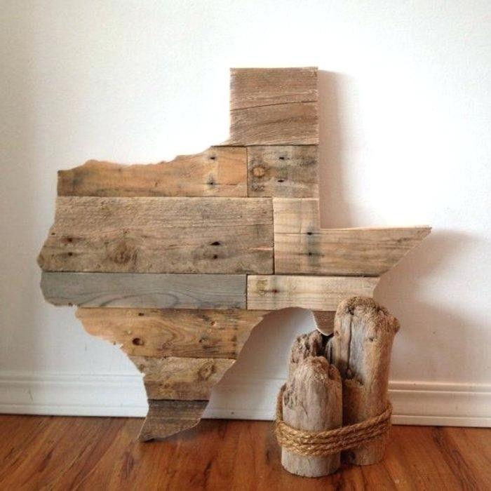 35 Inspirierend Holz Deko Wohnzimmer