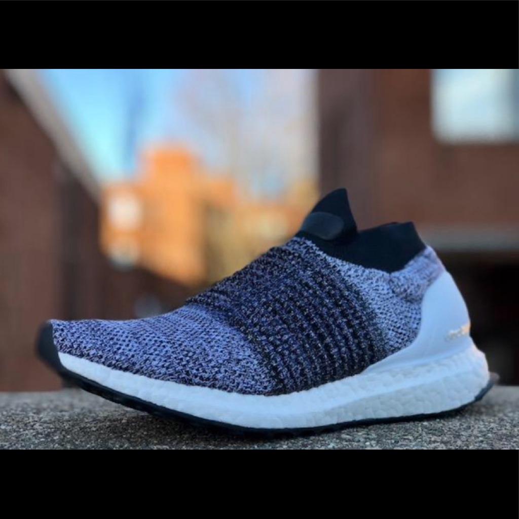 New Adidas Ultraboost Laceless Bb6141