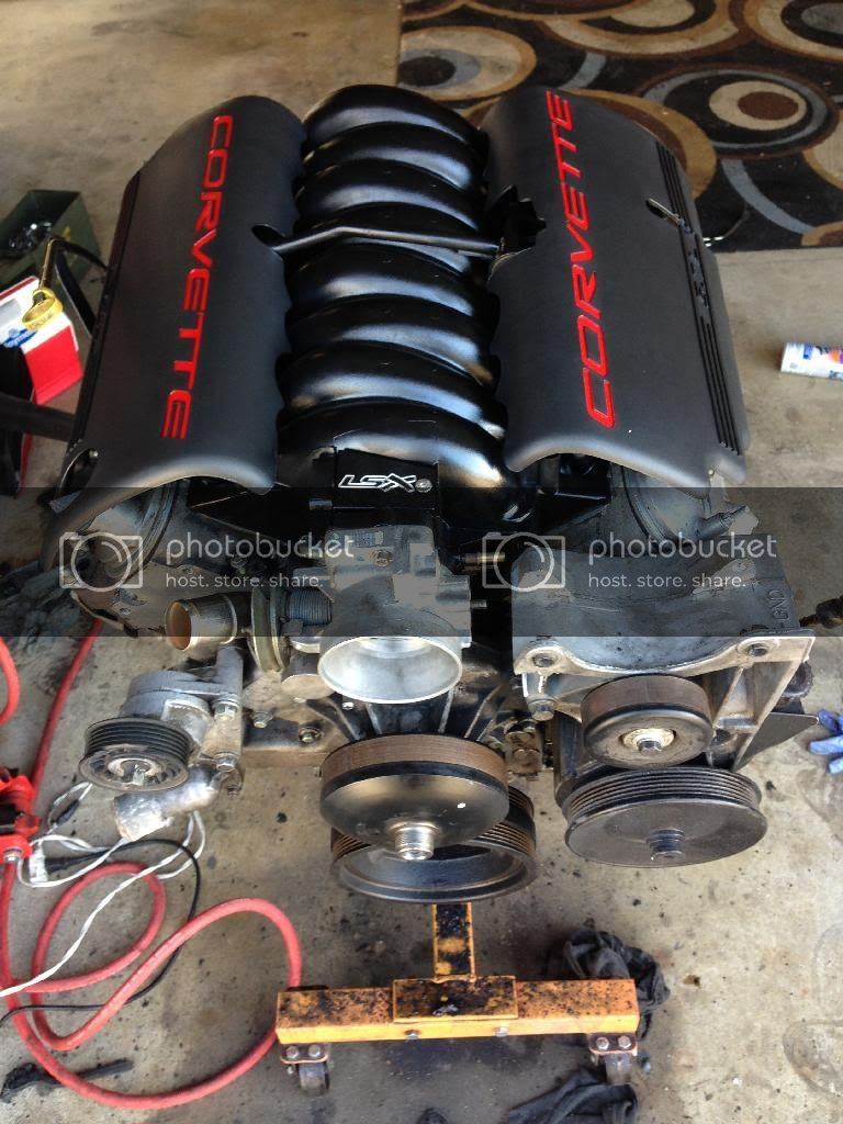 My 5 3l Build Ls1 Intake With Truck Accessories Ls1tech Camaro And Firebird Forum Discussion In 2020 Truck Accessories Chevy Ls Engine Truck Engine