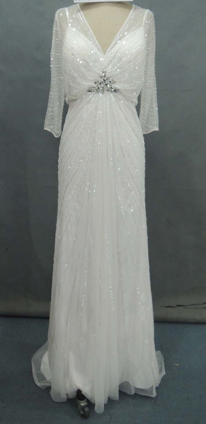 Dolman Sleeve mother of the bride dresses by