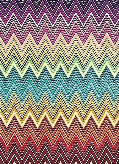 Zick Zack Fur Kids Missoni Neu Bei Kidsstars Moderne Teppiche Stoff Texturen Missoni