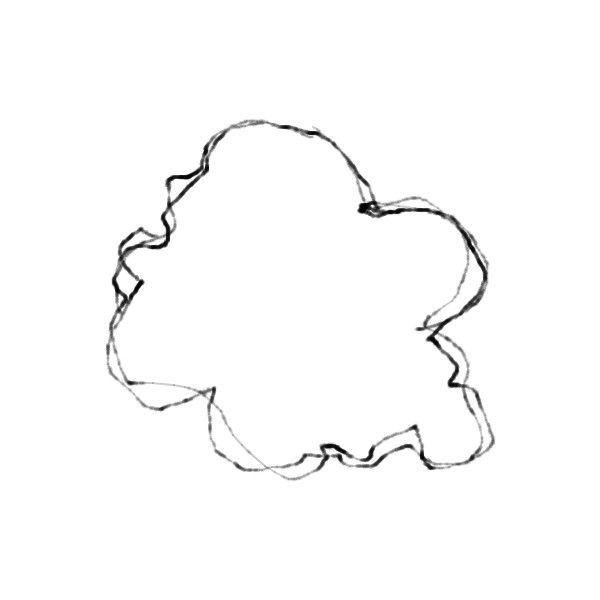 Sans Titre Png Liked On Polyvore Featuring Clouds And Scribbles Polyvore San Scribble