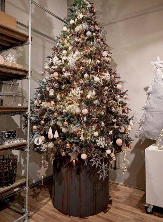 Kersttrend 1 Het Kerstatelier Industrieel Ambachtelijk Christmaholic Nl Industrieel Kerst Kerstversiering