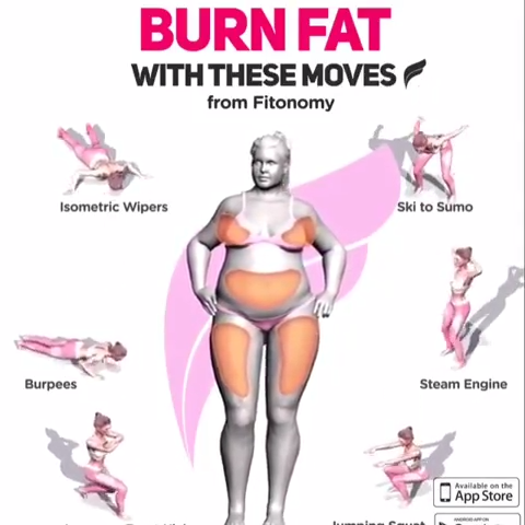 FAT BURNING WORKOUTS #workoutchallenge