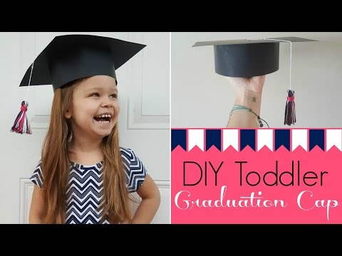 Pin By Little Miss Party Event Plan On Graduation Celebration Graduation Diy Kids Graduation Diy Graduation Cap