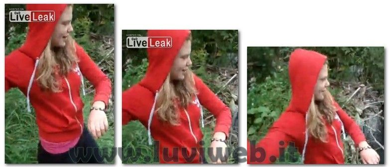 Katja Puschnik Recorded Throwing Six Newborn Puppies Into River In