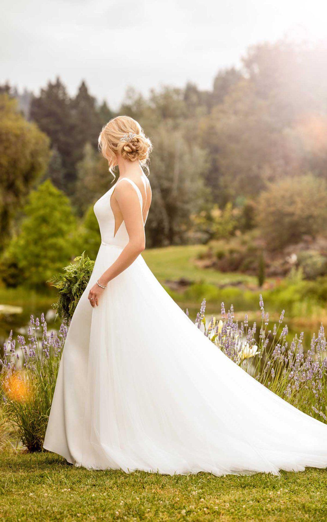 Classicly Simple Wedding Dress Stylish Wedding Dresses Essense Of Australia Wedding Dresses Wedding Dresses [ 1799 x 1128 Pixel ]