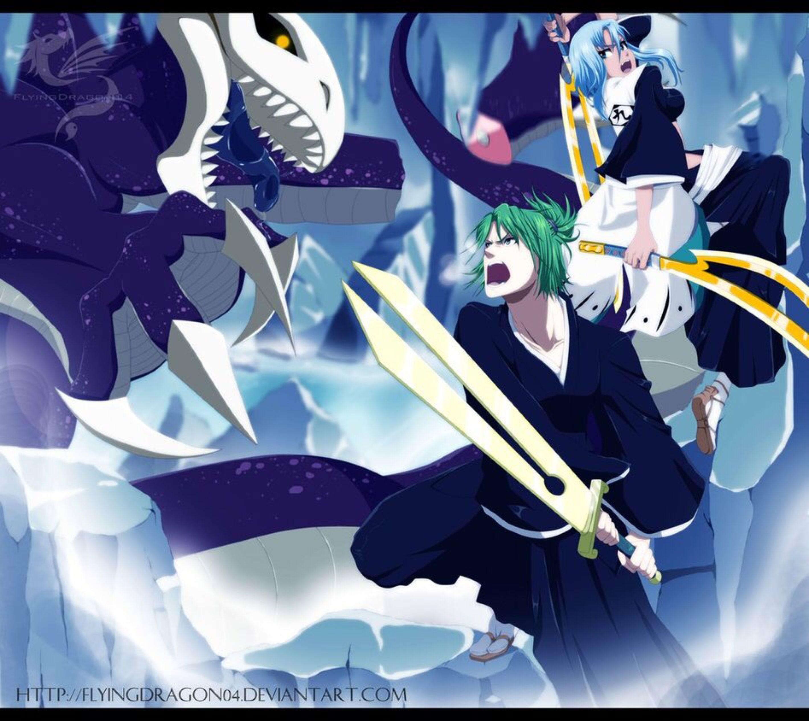 Ichigo39s Form Evolution Fullbring To New Bankai Look Geekery