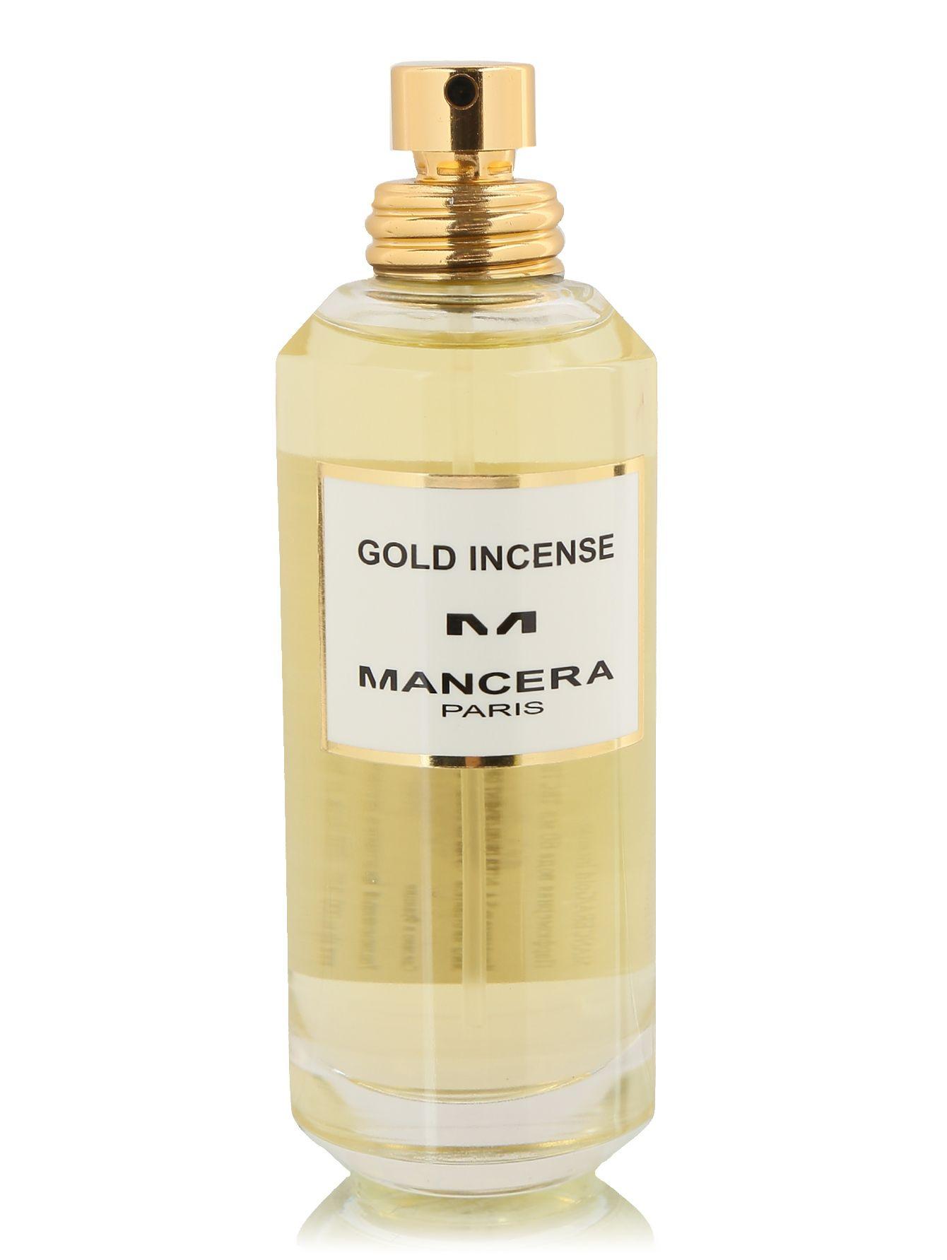 عطر مانسيرا جولد للرجال والنساء Mancera Eau De Parfum Hand Soap Bottle
