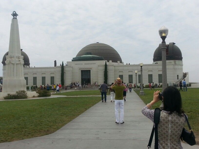 Griffith Observatory,  LA California