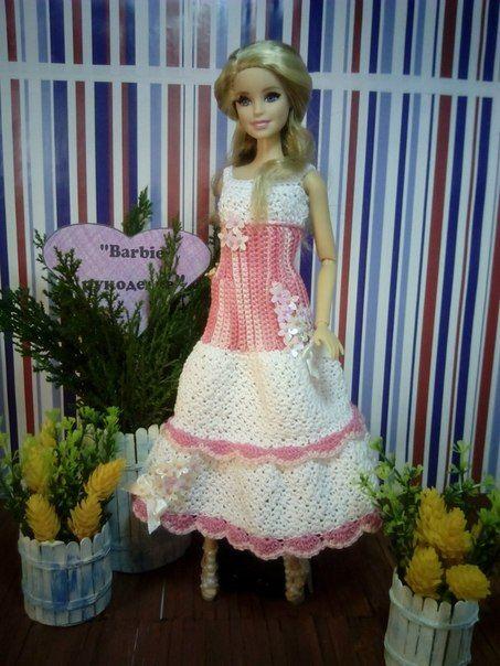 Barbie-рукоделие (Вяжем, шьем, мастерим)   VK