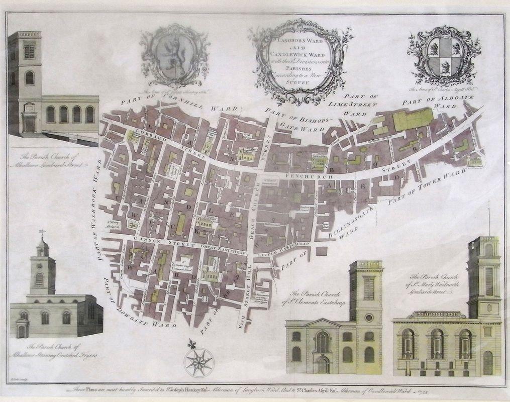LONDON The Antique Map Shop Ltd Dr Burnetts Home Pinterest - Old map shop london