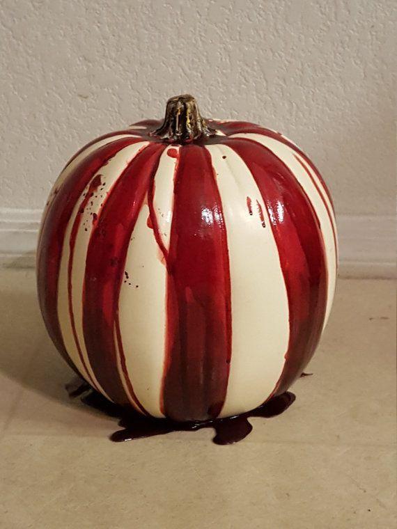 American Horror Story FREAK SHOW Pumpkin spooky by 4thWallReplicas