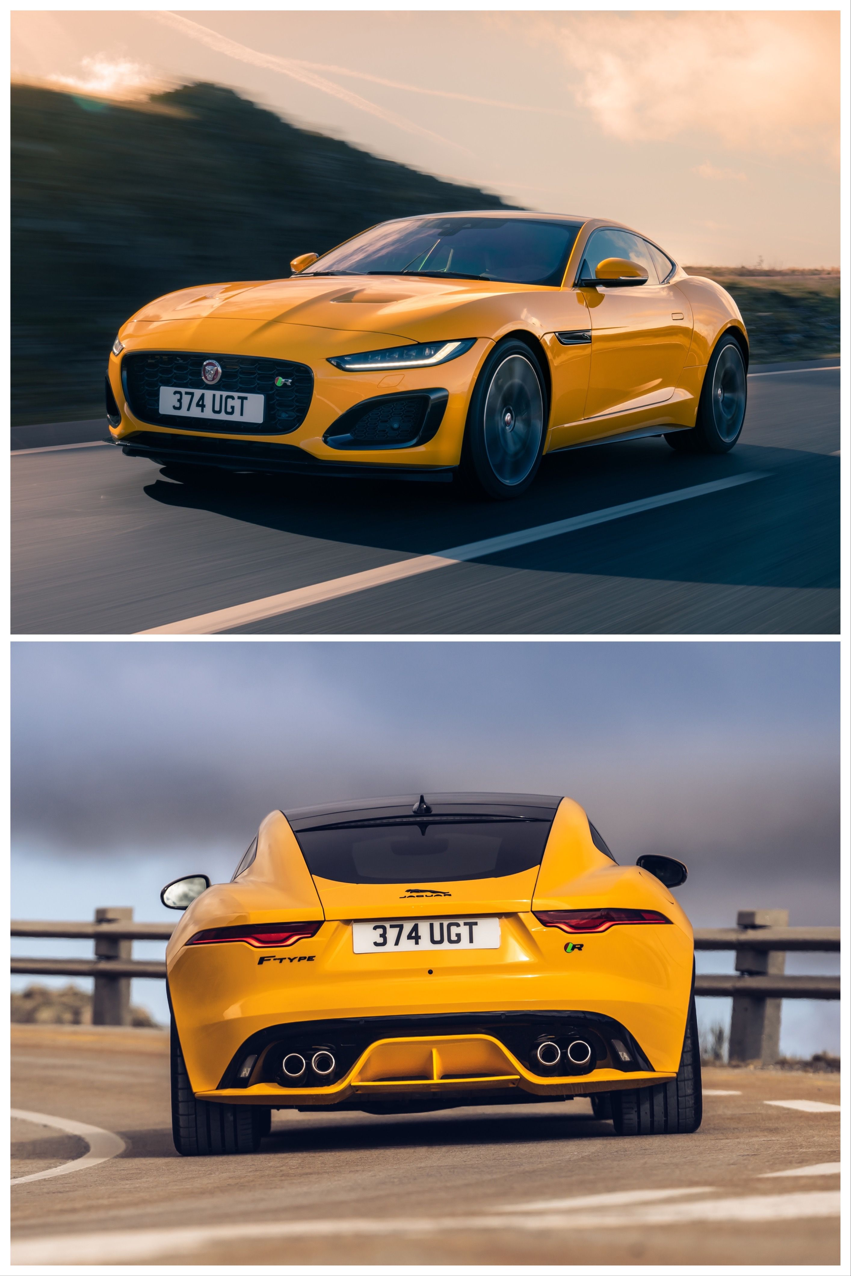 Feline Of Fancy We Get Our First Drive Of The 2021 Jaguar F Type Coupe And Convertible In 2020 Jaguar F Type Coupe Jaguar