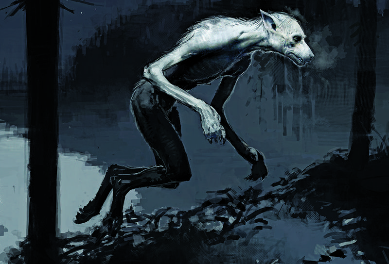 11 Harry Potter Secrets From Inside The Creature Vault Harry Potter Creatures Werewolf Art Harry Potter Artwork