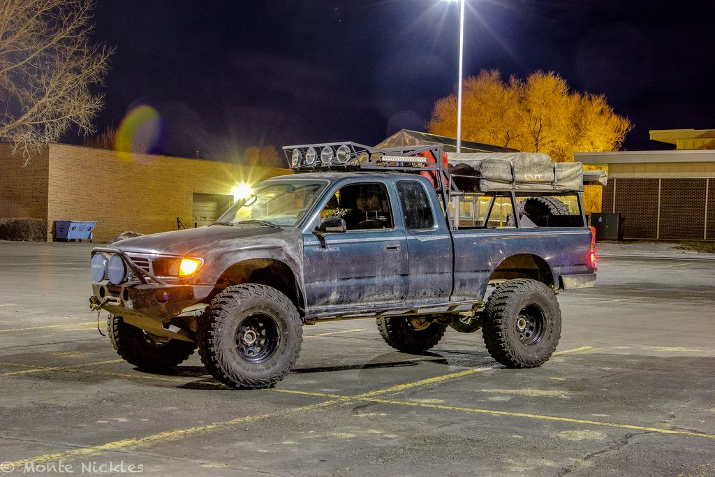 The Frankenstein Build! LT/Expo/Trail rig  and BS | Overland tacoma