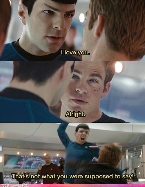 Vulcan Love