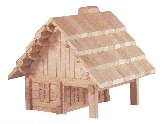 comment construire une maison en kapla whesley Pinterest Tuin - etape pour construire une maison