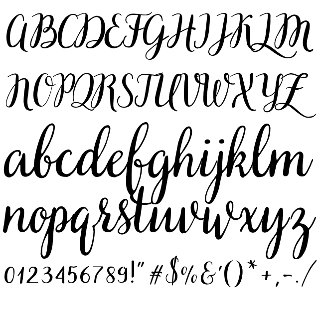 SVN-VERY BERRY FONT | Fonts | Fonts, Free fonts download
