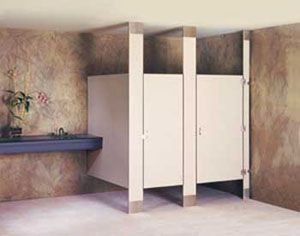Toilet Partitions Restroom Partitions Bathroom Partitions Floor - Pvc bathroom partitions