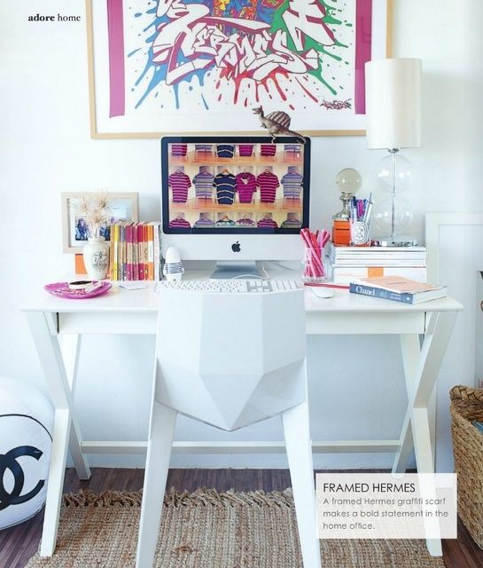 Attractive office and work space