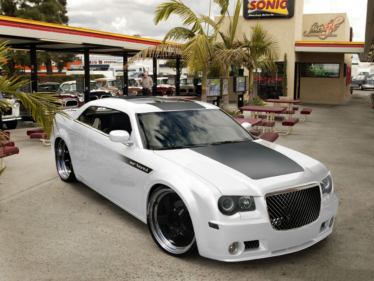 Chrysler 300 design for all your building construction plans