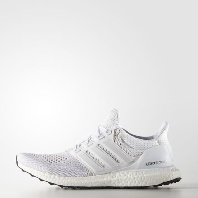 official photos fdb1f 70157 UltraBoost 1.0 'Triple White' | Shoes | Adidas ultra boost ...