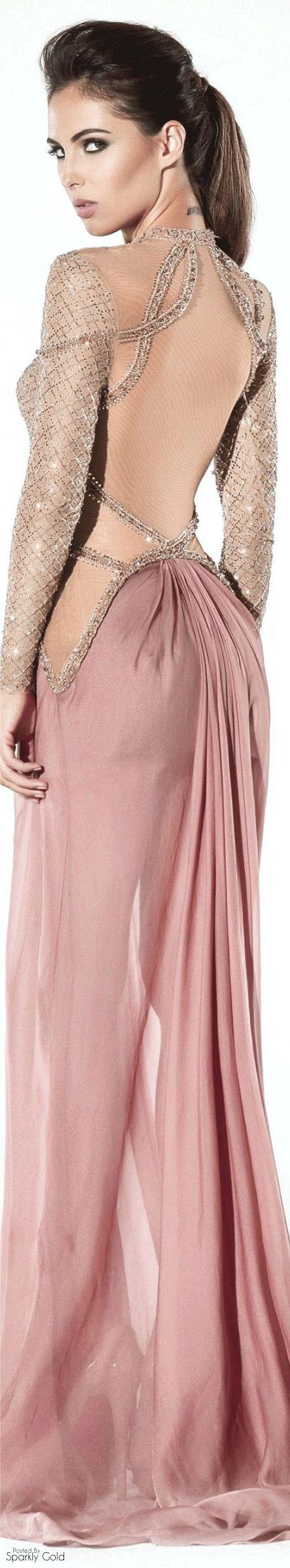 Charbel zoé spring couture escotes pinterest gowns