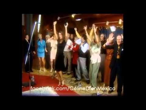 Celine Dion Feliz Navidad Music Video Hq Celine Dion Music Videos Feliz Navidad
