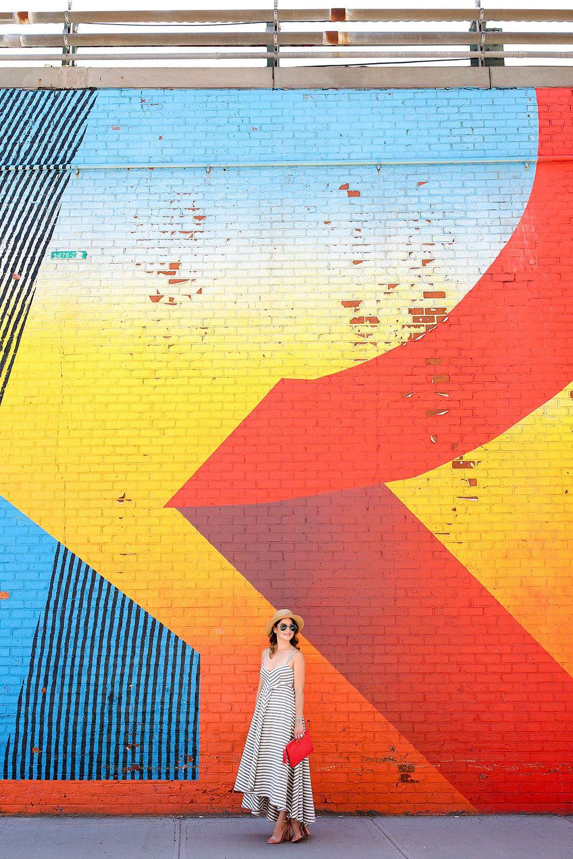 New York Street Art Murals Colorful Walls | Pinterest | Street art ...