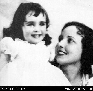 Baby Elizabeth Young Elizabeth Taylor Elizabeth Taylor Movie Stars