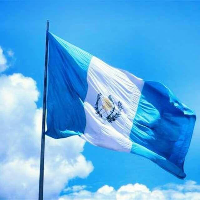 Hermosa bandera de guatemala fotos guatemala pinterest - Fotos banera ...